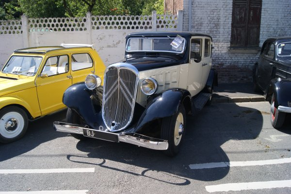 Citroën Rosalie 7UA 1935