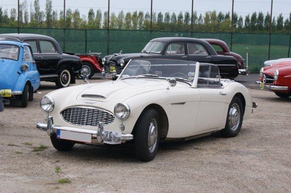 Austin-Healey 100 Six BN6 1957