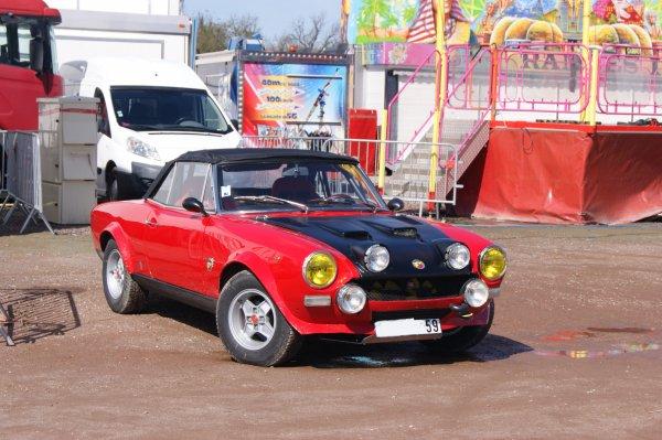 Fiat 124 Spider 1969