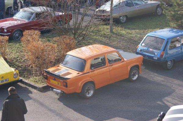 Simca 1000 Rallye 2 1975