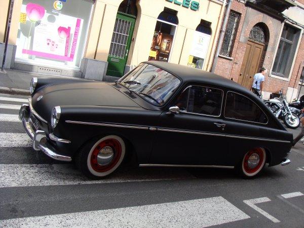Volkswagen 1600 TL 1965