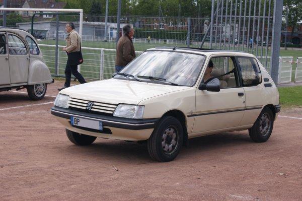 Peugeot 205 Indiana 1991