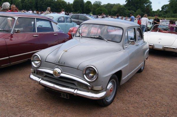 Simca Aronde 1953