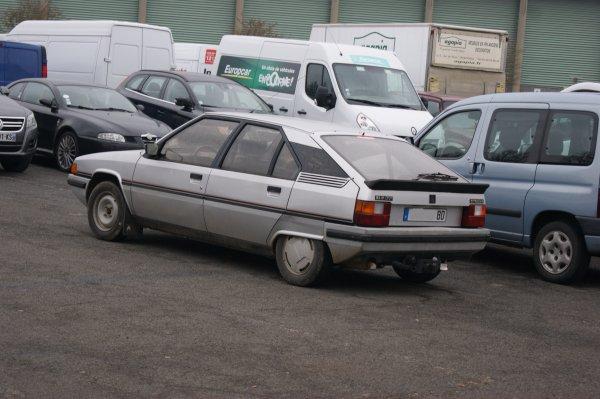 Citroën BX GT 1985