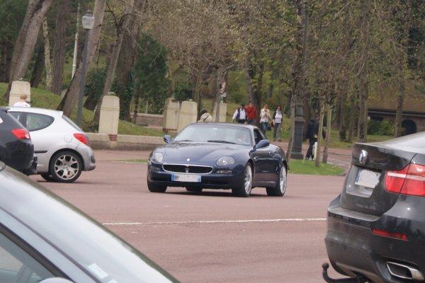 Maserati Coupe GT 2002