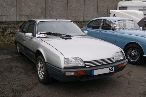 Citroën CX 25 D Leader 1985