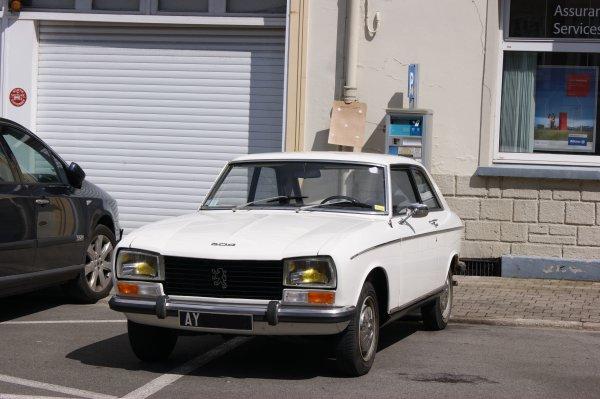 Peugeot 304 Coupé 1970
