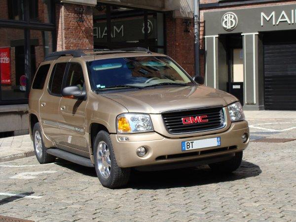 GMC Envoy 2001