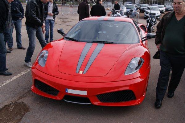 Ferrari F 430 Scuderia 2007