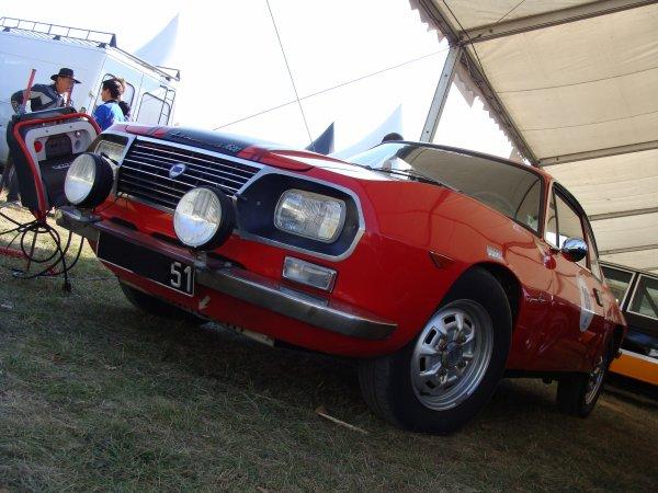 Lancia Fulvia Sport Zagato 197à