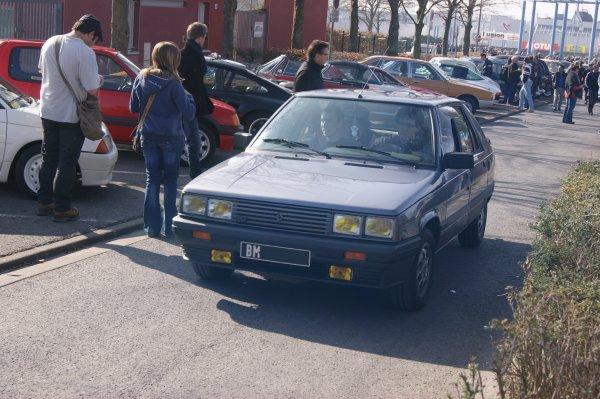 Renault 11 TXE 1985