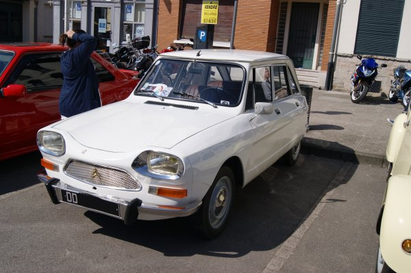 Citroën Ami 8 Confort 1970