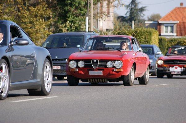 Alfa Romeo Giulia GTV 1750 S2 1969