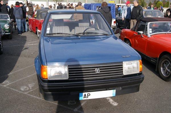 Talbot Horizon 1982