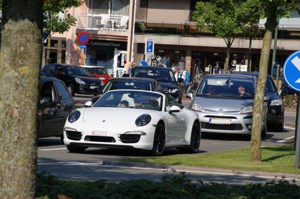 Porsche 991 Carrera 4S 2012