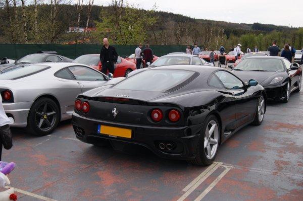 Ferrari 360 Modena 1999
