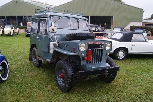 Hotchkiss Willys JH 202 D 1962