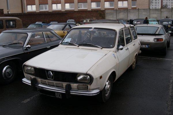 Renault 12 1973
