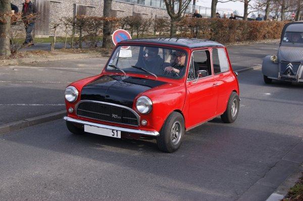 Innocenti Mini 1001 1972