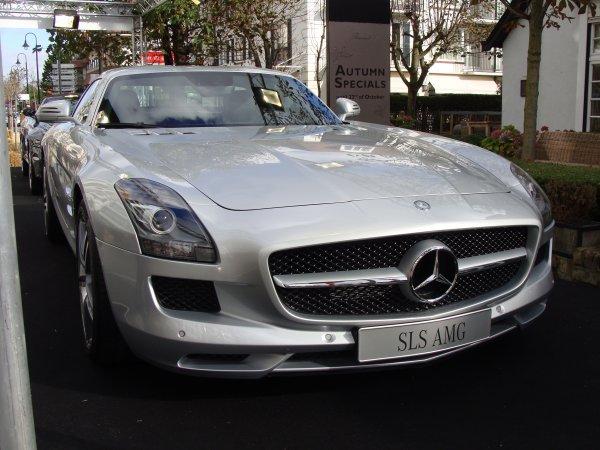 Mercedes SLS AMG 2009