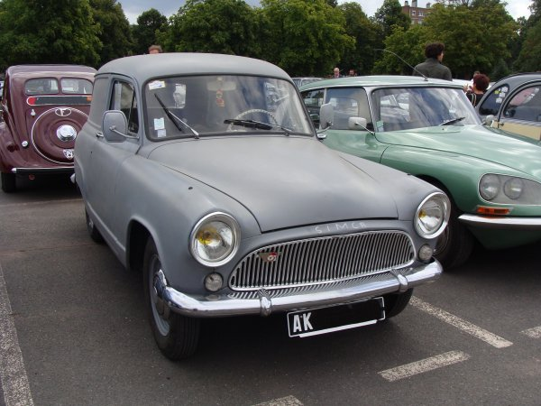 Simca Aronde P60 Messagère 1960