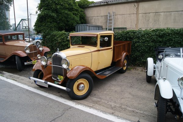 Citroën C4 CGL 1931