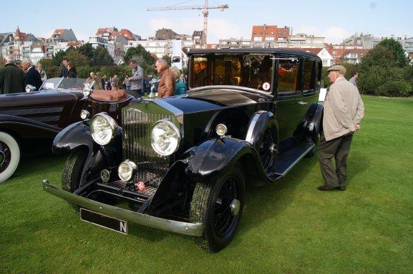 Rolls Royce Phantom II 1933