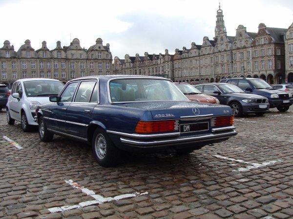 Mercedes 450 SEL 6.9 W116 1975