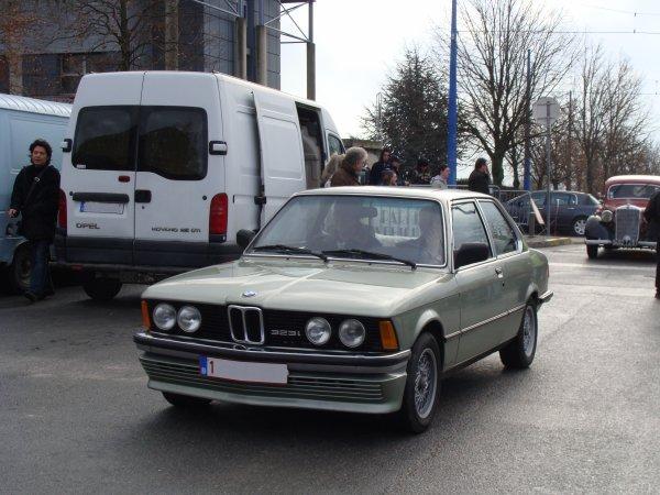 BMW 323i E21 1979