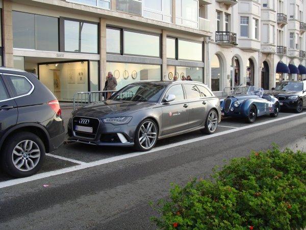 Audi RS6 C7 Avant 2012