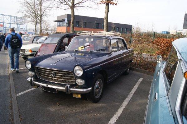 Peugeot 404 GT 1963