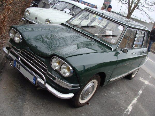 Citroën Ami 6 Club 1967
