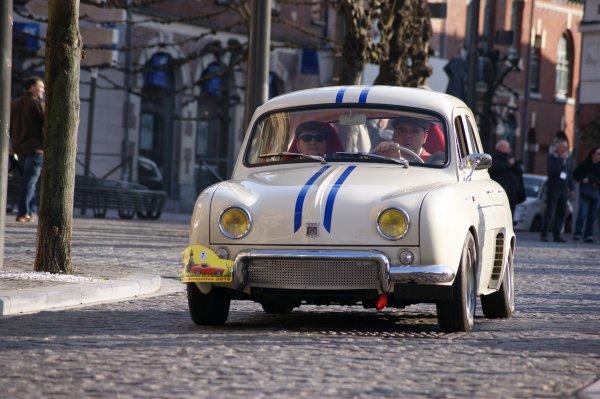 Renault Dauphine R1091 Gordini 1961