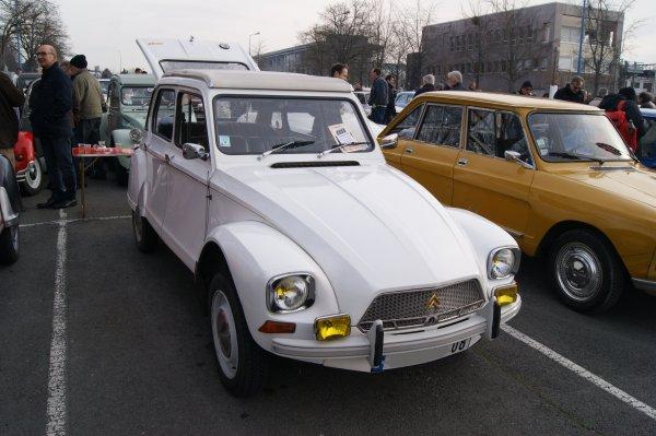 Citroën Dyane 1969