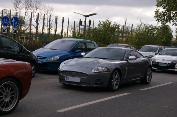 Jaguar XKR X150 2005