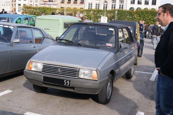 Citroën Visa Découvrable 1983
