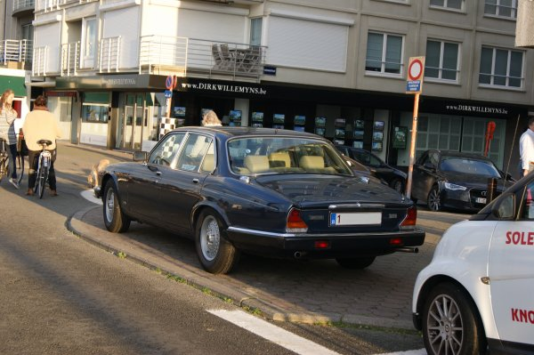 Jaguar XJ12 S3 1979