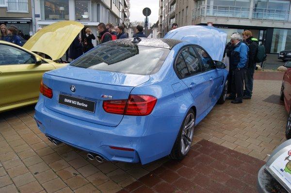 BMW M3 F30 2013