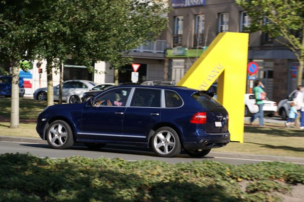 Porsche Cayenne 957 S 2007
