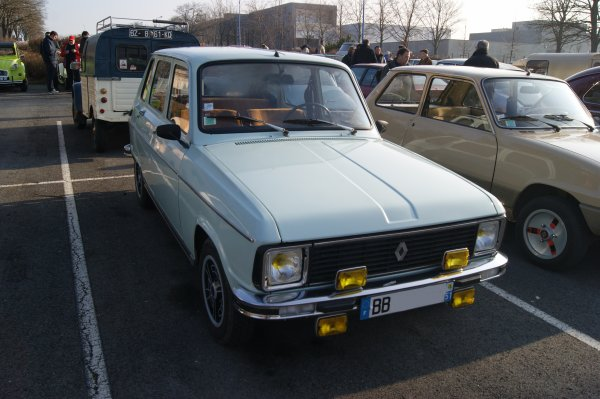 Renault 6 TL 1977