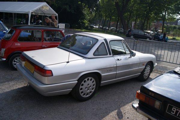 Alfa Romeo Spider 1990