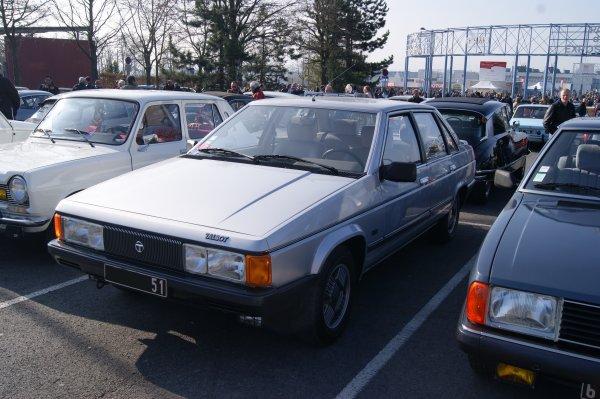 Talbot Tagora 1980