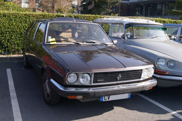 Renault 30 Turbo-D 1982