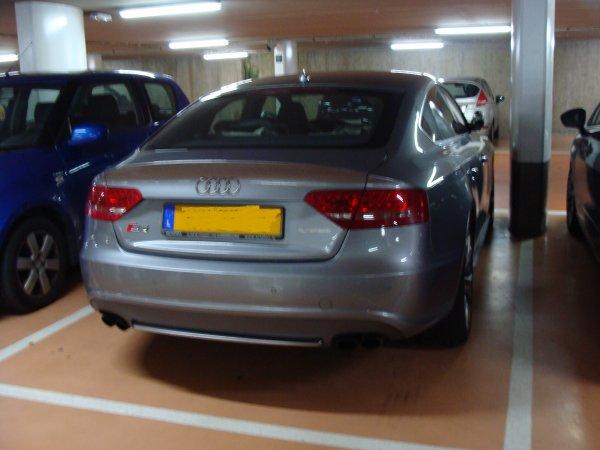 Audi S5 B8 Sportback 2009