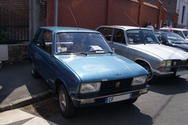 Peugeot 104 ZL 1977