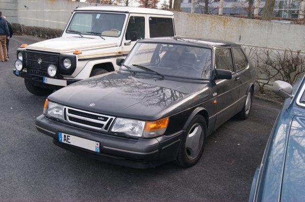 Saab 900 Turbo 1988