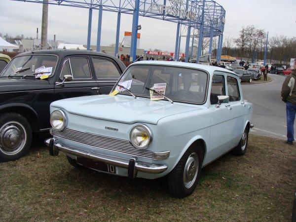 Simca 1000 LS 1973