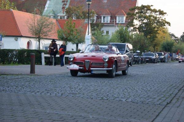 Alfa Romeo 2000 Spider 1957