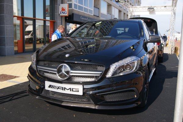 Mercedes A 45 AMG 2013
