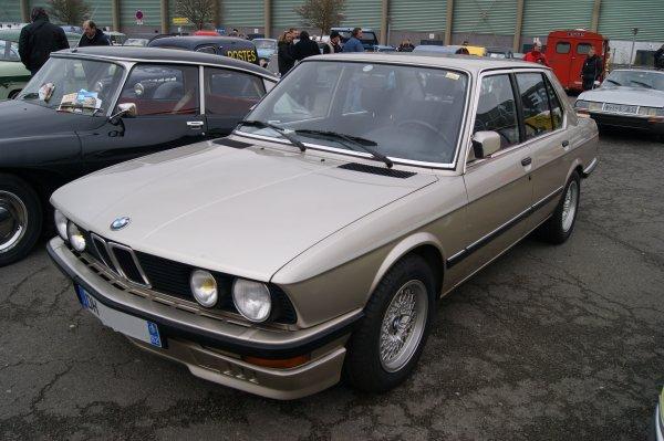 BMW 528 E28 1981
